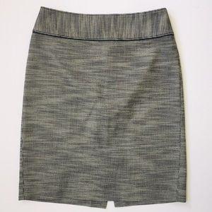 J. Crew Fine Italian Fabric Pencil Skirt
